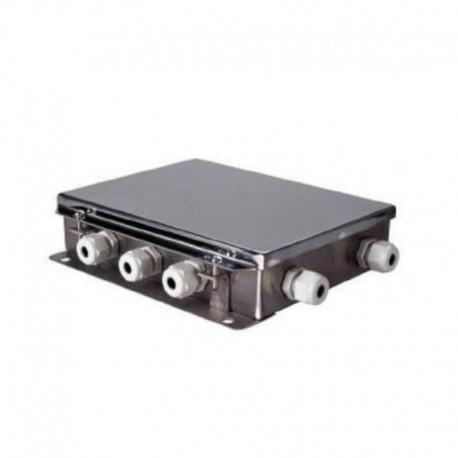 Caja Suma Electrónica Dibatec 4 canales