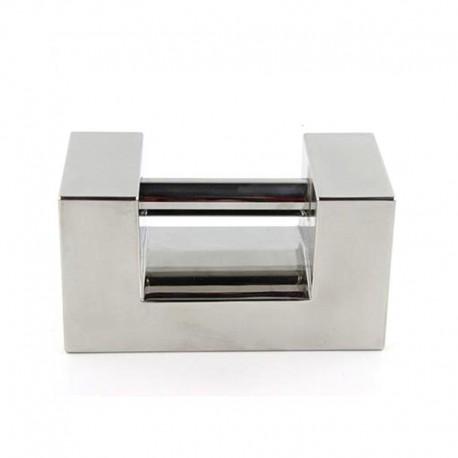 Pesa 20kg Fundición Acero Inox PES-001