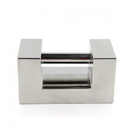 Pesa 50 kg Fundición Acero Inox PES-016