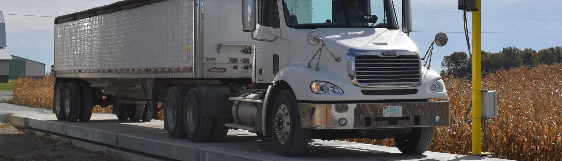 Basculas Camioneras